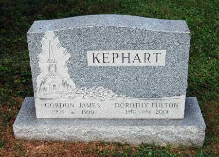 FULTON KEPHART, DOROTHY ROMAYNE - Juniata County, Pennsylvania | DOROTHY ROMAYNE FULTON KEPHART - Pennsylvania Gravestone Photos