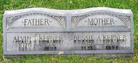 COVERT KEPNER, BESSIE A. - Juniata County, Pennsylvania | BESSIE A. COVERT KEPNER - Pennsylvania Gravestone Photos