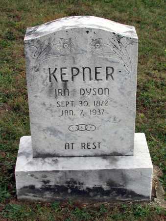 KEPNER, IRA DYSON - Juniata County, Pennsylvania | IRA DYSON KEPNER - Pennsylvania Gravestone Photos