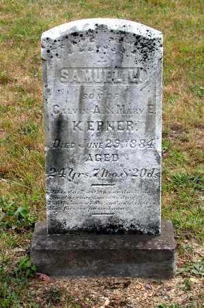 KEPNER, SAMUEL LINN - Juniata County, Pennsylvania | SAMUEL LINN KEPNER - Pennsylvania Gravestone Photos