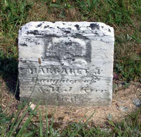 KERR, MARGARET J. - Juniata County, Pennsylvania   MARGARET J. KERR - Pennsylvania Gravestone Photos