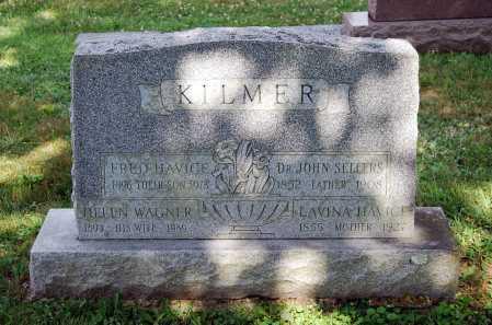 KILMER, JOHN SELLERS - Juniata County, Pennsylvania   JOHN SELLERS KILMER - Pennsylvania Gravestone Photos