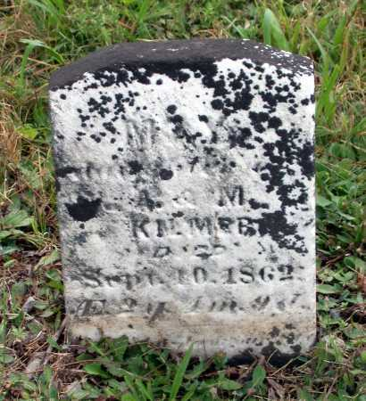 KILMER, MAY - Juniata County, Pennsylvania | MAY KILMER - Pennsylvania Gravestone Photos