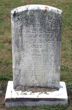 KILMER, PHILIP - Juniata County, Pennsylvania   PHILIP KILMER - Pennsylvania Gravestone Photos