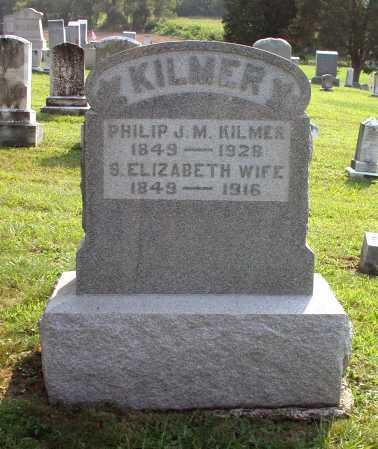KILMER, PHILIP MORRIS - Juniata County, Pennsylvania | PHILIP MORRIS KILMER - Pennsylvania Gravestone Photos