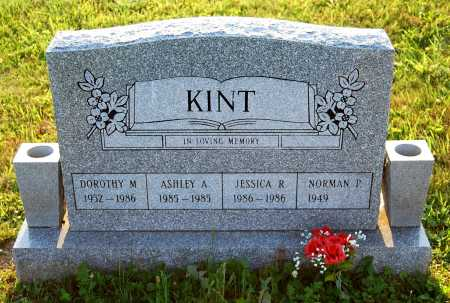 KINT, NORMAN P. - Juniata County, Pennsylvania | NORMAN P. KINT - Pennsylvania Gravestone Photos