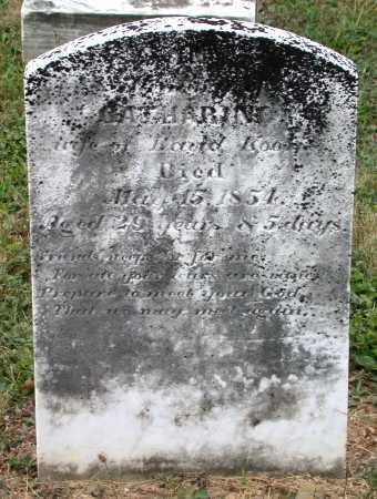 KOONS, CATHERINE - Juniata County, Pennsylvania | CATHERINE KOONS - Pennsylvania Gravestone Photos