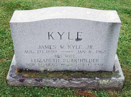 BURKHOLDER KYLE, ELIZABETH - Juniata County, Pennsylvania | ELIZABETH BURKHOLDER KYLE - Pennsylvania Gravestone Photos