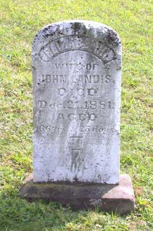 LANDIS, ELIZABETH - Juniata County, Pennsylvania | ELIZABETH LANDIS - Pennsylvania Gravestone Photos