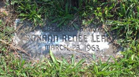LEAHY, ROXANN RENEE - Juniata County, Pennsylvania | ROXANN RENEE LEAHY - Pennsylvania Gravestone Photos