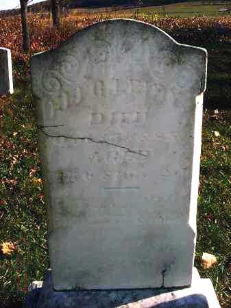 LEIDY, ELI G. - Juniata County, Pennsylvania | ELI G. LEIDY - Pennsylvania Gravestone Photos