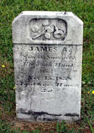 LINTHURST, JAMES A. - Juniata County, Pennsylvania | JAMES A. LINTHURST - Pennsylvania Gravestone Photos