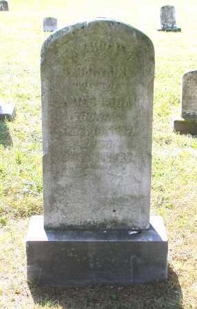 KEPNER LOGAN, CATHARINE - Juniata County, Pennsylvania | CATHARINE KEPNER LOGAN - Pennsylvania Gravestone Photos