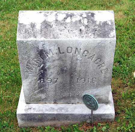LONGACRE, MARY M. - Juniata County, Pennsylvania | MARY M. LONGACRE - Pennsylvania Gravestone Photos