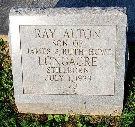 LONGACRE, RAY ALTON - Juniata County, Pennsylvania | RAY ALTON LONGACRE - Pennsylvania Gravestone Photos