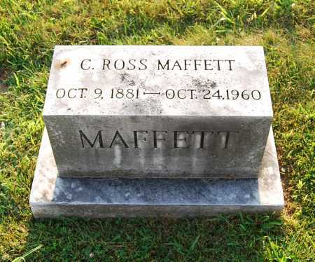 MAFFETT, CHARLES ROSS - Juniata County, Pennsylvania | CHARLES ROSS MAFFETT - Pennsylvania Gravestone Photos