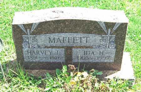 MAFFETT, HARVEY L. - Juniata County, Pennsylvania | HARVEY L. MAFFETT - Pennsylvania Gravestone Photos
