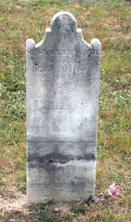 MAFFETT, SUSANNAH CARL - Juniata County, Pennsylvania | SUSANNAH CARL MAFFETT - Pennsylvania Gravestone Photos