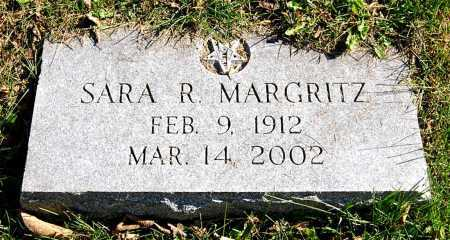 MARGRITZ, SARA - Juniata County, Pennsylvania | SARA MARGRITZ - Pennsylvania Gravestone Photos