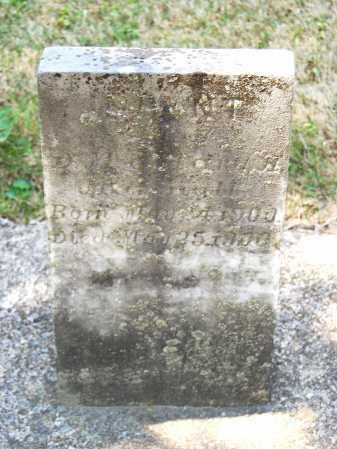 MARSHALL, (INFANT) - Juniata County, Pennsylvania | (INFANT) MARSHALL - Pennsylvania Gravestone Photos