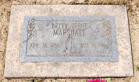 MARSHALL, BETTY IRENE - Juniata County, Pennsylvania   BETTY IRENE MARSHALL - Pennsylvania Gravestone Photos