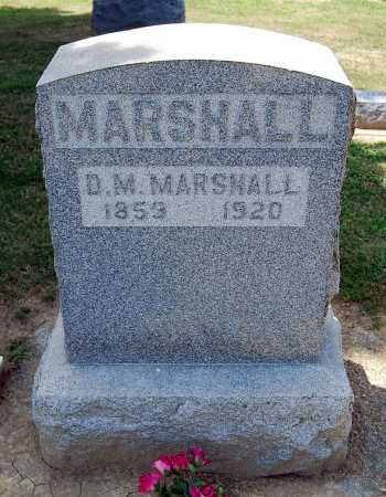 MARSHALL, DENNIS M. - Juniata County, Pennsylvania | DENNIS M. MARSHALL - Pennsylvania Gravestone Photos