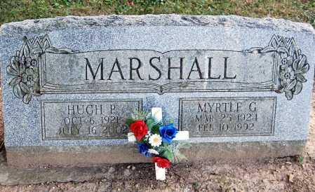 MARSHALL, MYRTLE G. - Juniata County, Pennsylvania   MYRTLE G. MARSHALL - Pennsylvania Gravestone Photos