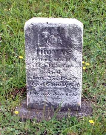 MCAULEY, THOMAS - Juniata County, Pennsylvania   THOMAS MCAULEY - Pennsylvania Gravestone Photos