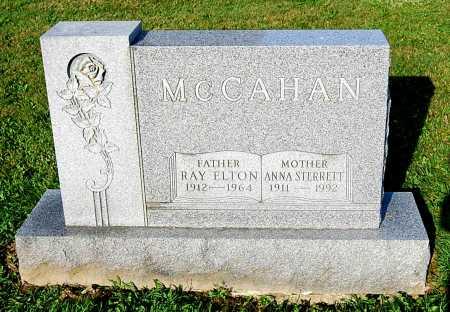 MCCAHAN, ANNA E. - Juniata County, Pennsylvania | ANNA E. MCCAHAN - Pennsylvania Gravestone Photos