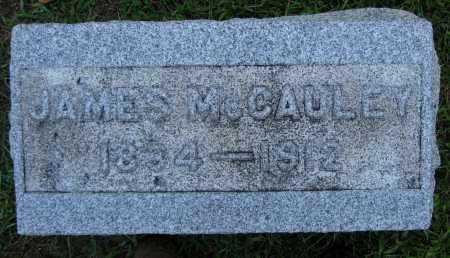 MCCAULEY, JAMES - Juniata County, Pennsylvania | JAMES MCCAULEY - Pennsylvania Gravestone Photos