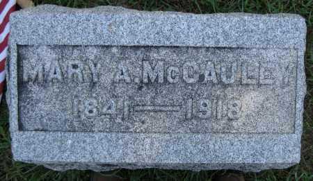 MCCAULEY, MARY A. - Juniata County, Pennsylvania | MARY A. MCCAULEY - Pennsylvania Gravestone Photos