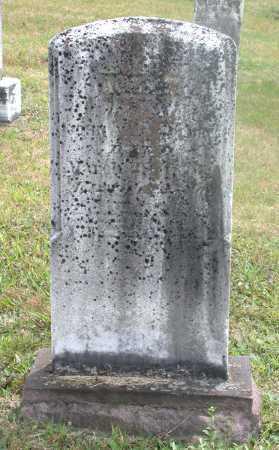 MCCLURE, ANNA ELIZABETH - Juniata County, Pennsylvania | ANNA ELIZABETH MCCLURE - Pennsylvania Gravestone Photos