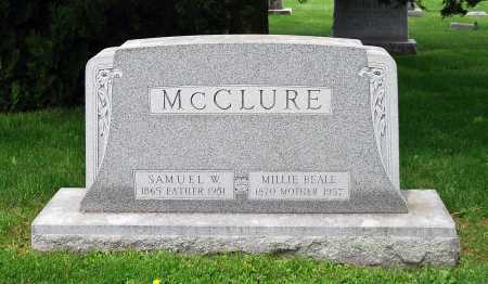 BEALE MCCLURE, MILLIE JANE - Juniata County, Pennsylvania | MILLIE JANE BEALE MCCLURE - Pennsylvania Gravestone Photos