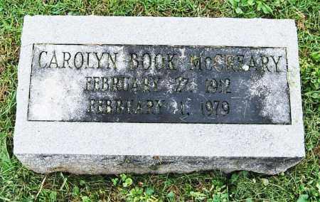 BOOK MCCREARY, CAROLYN RITZMAN - Juniata County, Pennsylvania | CAROLYN RITZMAN BOOK MCCREARY - Pennsylvania Gravestone Photos