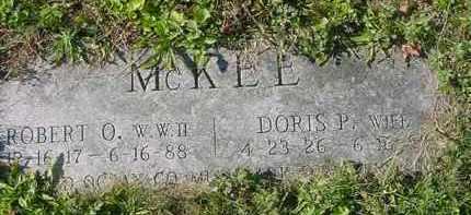 MCKEE, ROBERT O. - Juniata County, Pennsylvania   ROBERT O. MCKEE - Pennsylvania Gravestone Photos