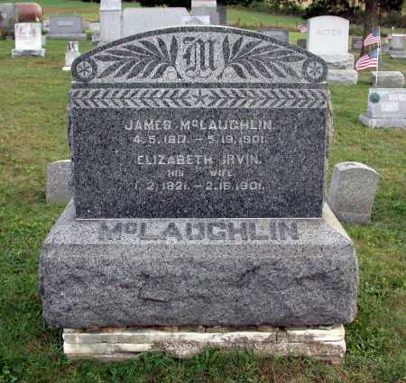 MCLAUGHLIN, ELIZABETH - Juniata County, Pennsylvania | ELIZABETH MCLAUGHLIN - Pennsylvania Gravestone Photos
