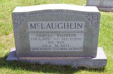 "KELL MCLAUGHLIN, MARGARET D. ""MAGGIE"" ""LILA"" - Juniata County, Pennsylvania | MARGARET D. ""MAGGIE"" ""LILA"" KELL MCLAUGHLIN - Pennsylvania Gravestone Photos"