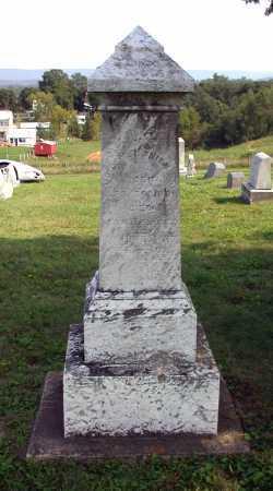 MCMANIGAL, JOHN - Juniata County, Pennsylvania | JOHN MCMANIGAL - Pennsylvania Gravestone Photos