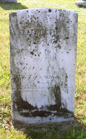 LEMMON MILLER, ELIZABETH - Juniata County, Pennsylvania | ELIZABETH LEMMON MILLER - Pennsylvania Gravestone Photos