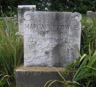 MILLER, MARGARET - Juniata County, Pennsylvania | MARGARET MILLER - Pennsylvania Gravestone Photos