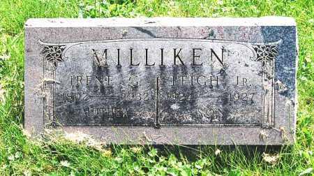 MARTIN MILLIKEN, IRENE G. - Juniata County, Pennsylvania | IRENE G. MARTIN MILLIKEN - Pennsylvania Gravestone Photos