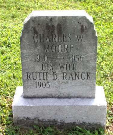 MOORE, RUTH B. - Juniata County, Pennsylvania | RUTH B. MOORE - Pennsylvania Gravestone Photos