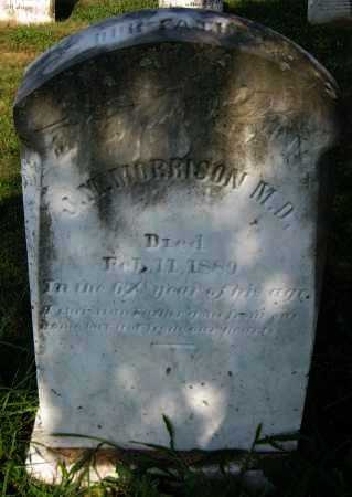 MORRISON, J. M. - Juniata County, Pennsylvania | J. M. MORRISON - Pennsylvania Gravestone Photos