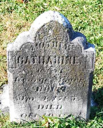 MOYER, CATHARINE - Juniata County, Pennsylvania | CATHARINE MOYER - Pennsylvania Gravestone Photos