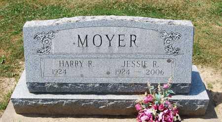 "MOYER, HARRY R. ""BUD"" - Juniata County, Pennsylvania | HARRY R. ""BUD"" MOYER - Pennsylvania Gravestone Photos"