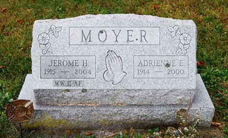 MOYER, JEROME H. - Juniata County, Pennsylvania | JEROME H. MOYER - Pennsylvania Gravestone Photos