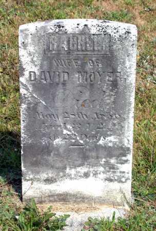 MOYER, RACHEL - Juniata County, Pennsylvania | RACHEL MOYER - Pennsylvania Gravestone Photos