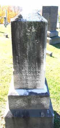 MOYER, SARAH A. - Juniata County, Pennsylvania | SARAH A. MOYER - Pennsylvania Gravestone Photos