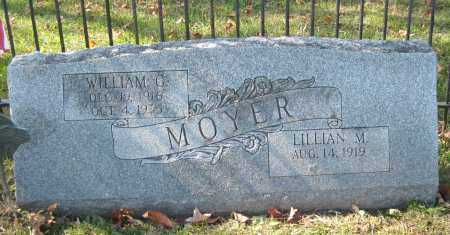 MOYER, LILLIAN MAE - Juniata County, Pennsylvania | LILLIAN MAE MOYER - Pennsylvania Gravestone Photos