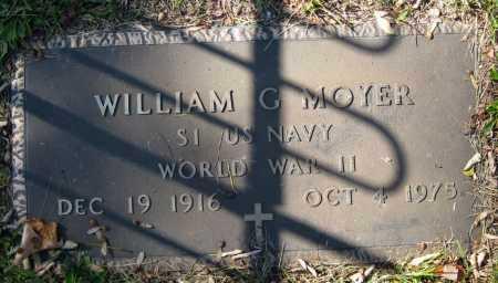 MOYER, WILLIAM GLEN - Juniata County, Pennsylvania | WILLIAM GLEN MOYER - Pennsylvania Gravestone Photos